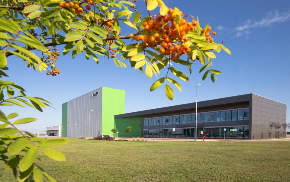 BASF сохраняет экологию для катализаторного завода в Польше