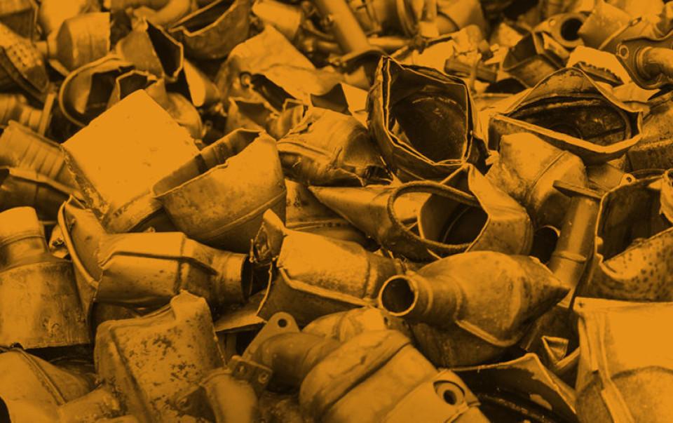 Новый способ переработки катализаторов не вредит экологии