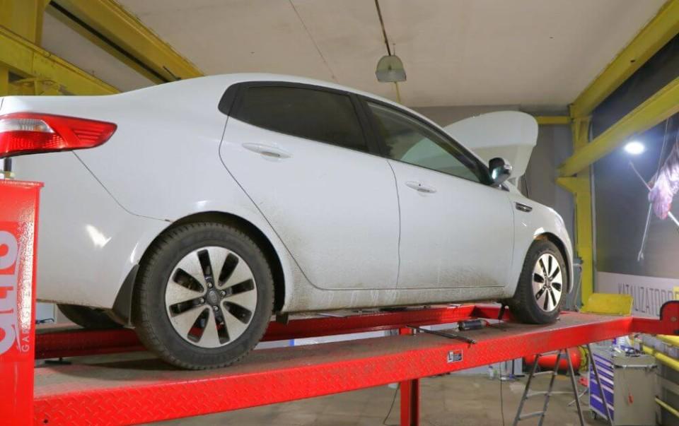 Целесообразность удаления автомобильного катализатора