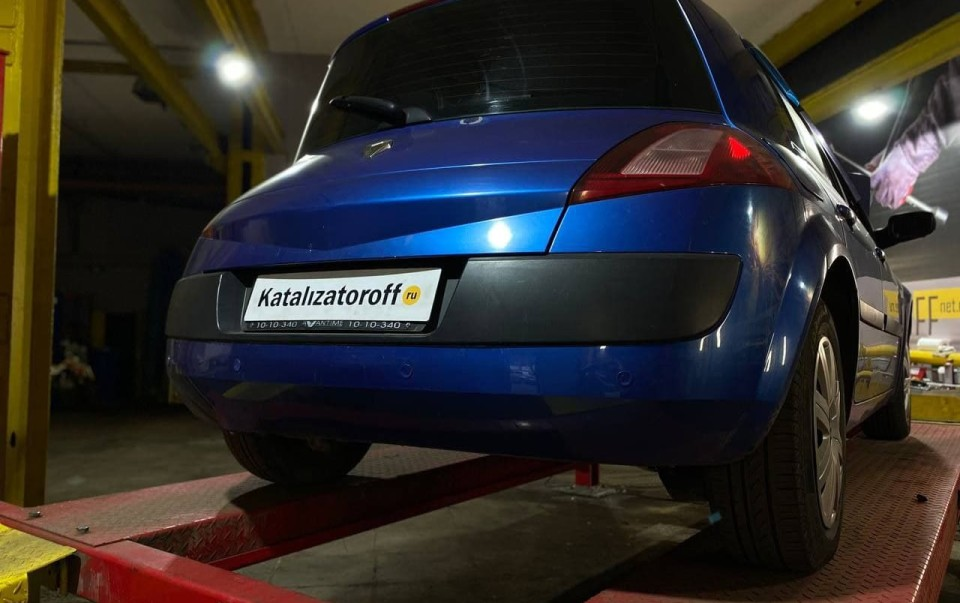 Назначение каталитического нейтрализатора в автомобиле