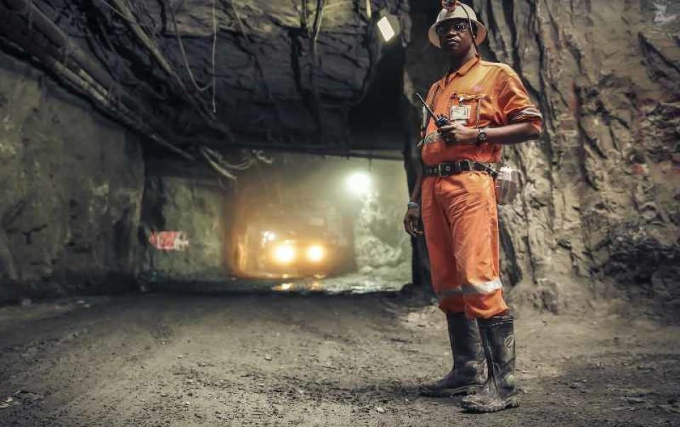 Как горнодобывающа� промышленно�ть пережила пандемию