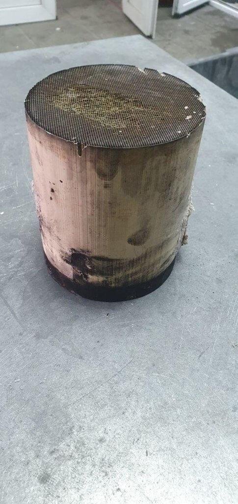 катализатор от рено меган