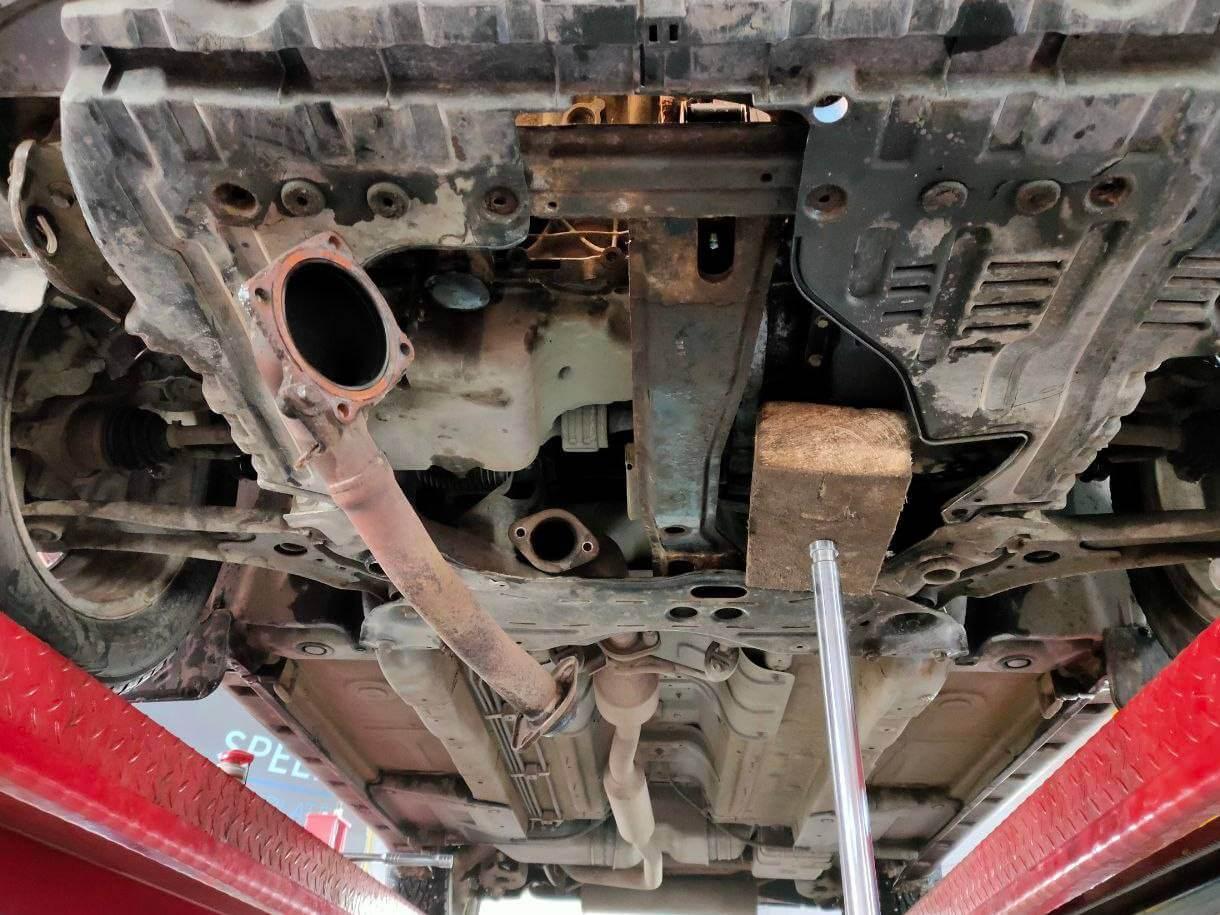 Последствия удаления катализатора на автомобиле