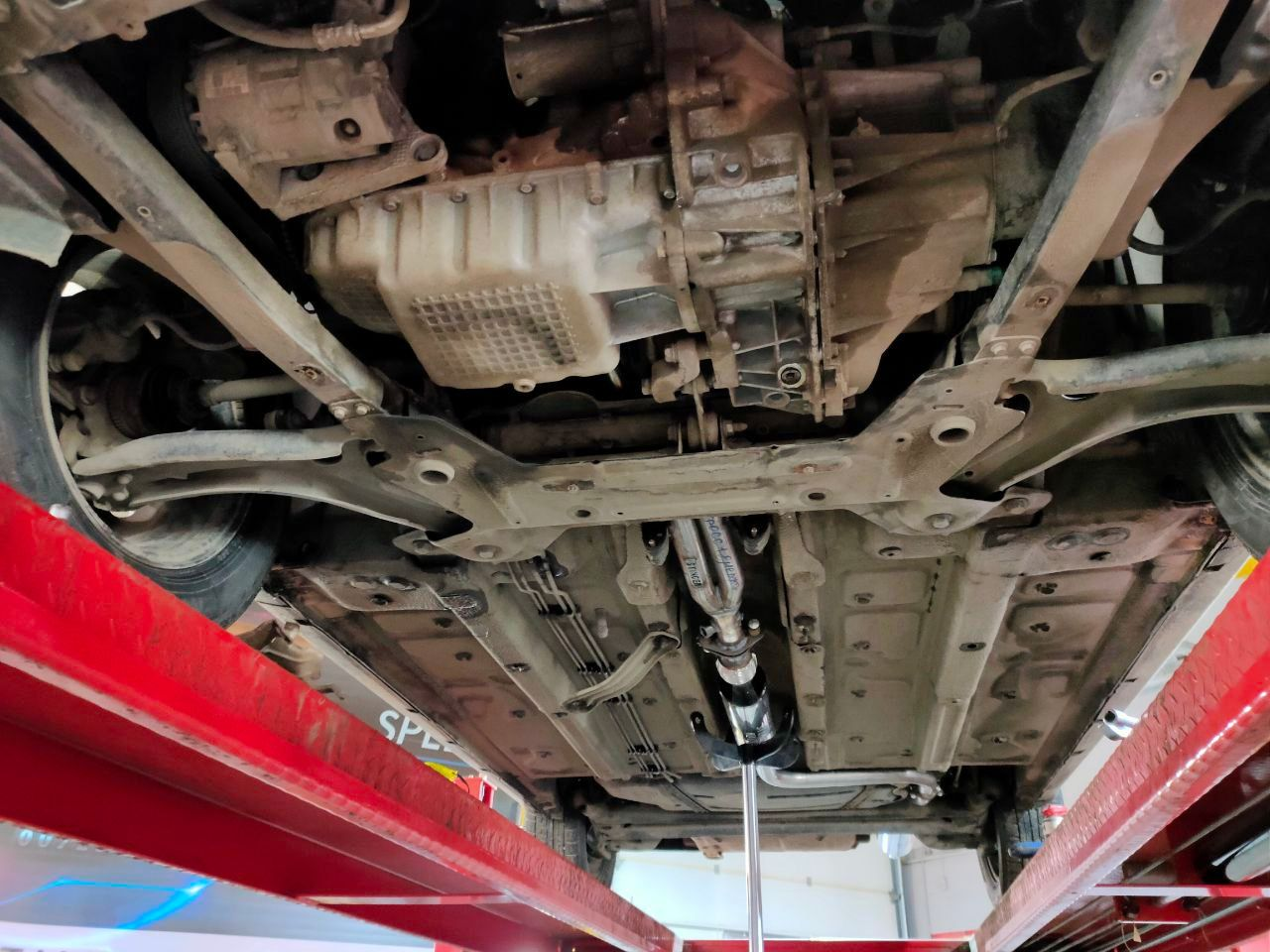 В каких �луча�х нужно удал�ть катализатор на Kia Sportage 3