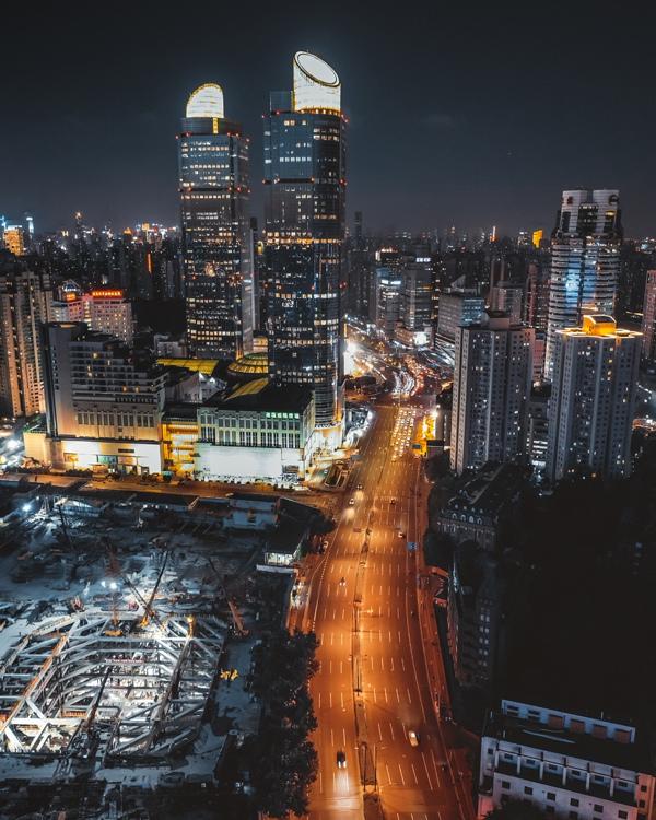 Первая в истории Шанхайская платиновая неделя