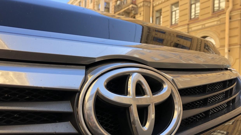 У Toyota есть хитрый план, чтобы остановить воров