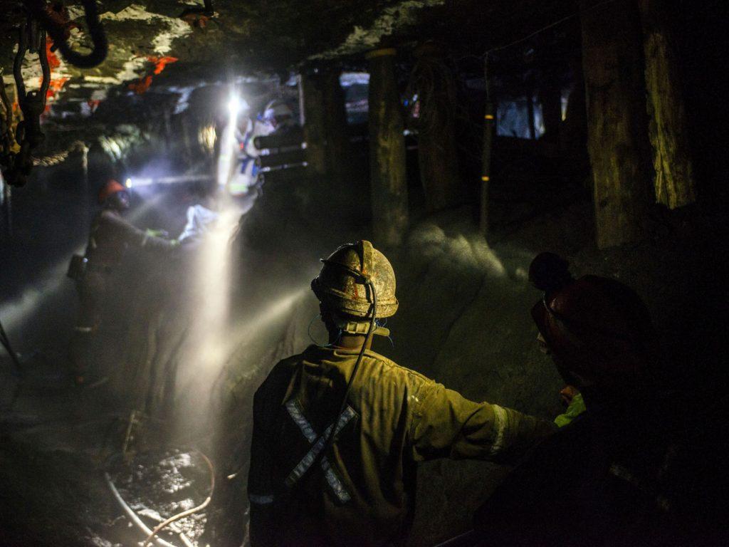 Платиновые рекорды для шахт Южной Африки