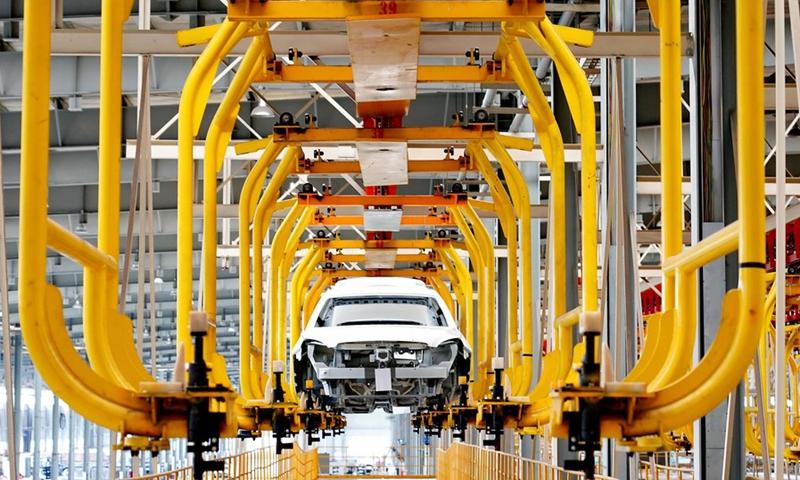 Автомобильный сектор Китая вырастет на 10% в 2021 году