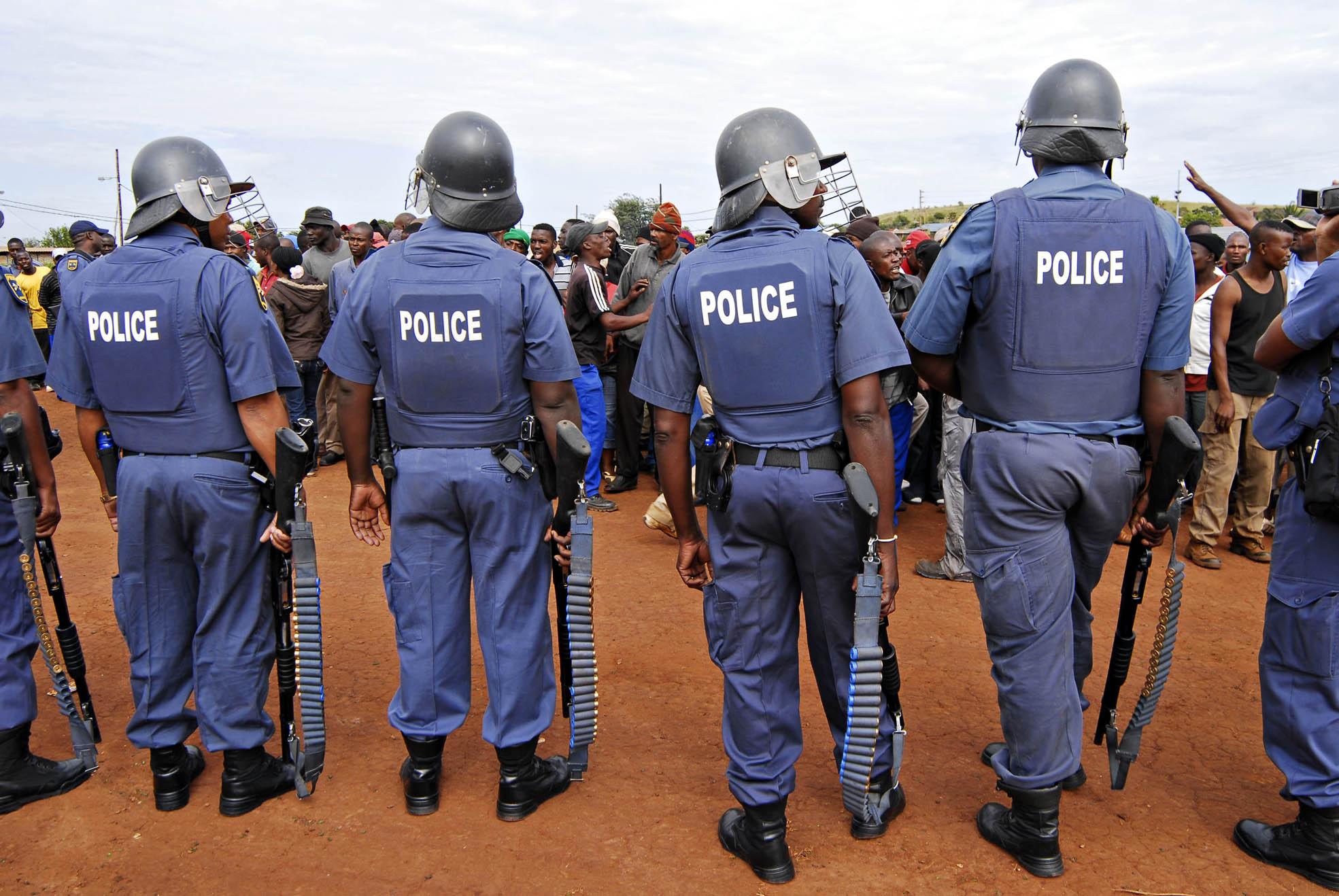 Беспорядки в ЮАР могут привести к росту цен на палладий и платину