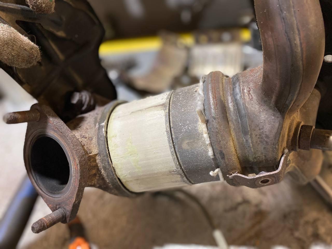 Как узнать, что забит катализатор автомобиля?