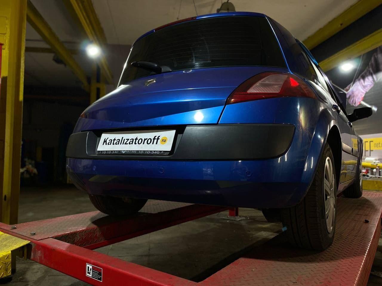 �азначение каталитиче�кого нейтрализатора в автомобиле