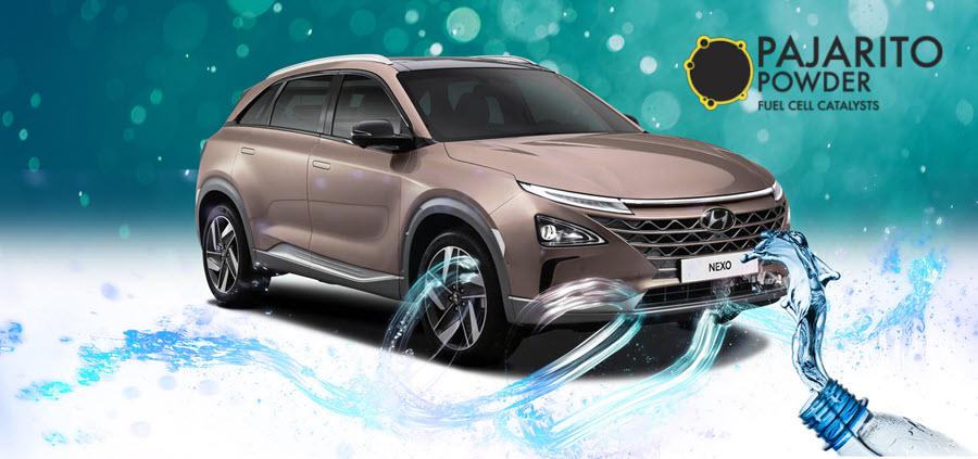 Hyundai инвестирует  в производителя катализаторов для водорода